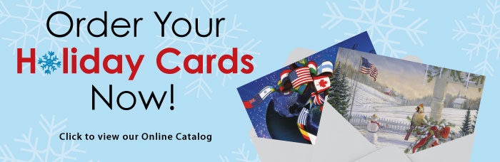 Holiday Cards Northern NJ