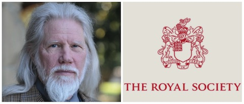 Whitfield Diffie Elected to Join The Royal Society
