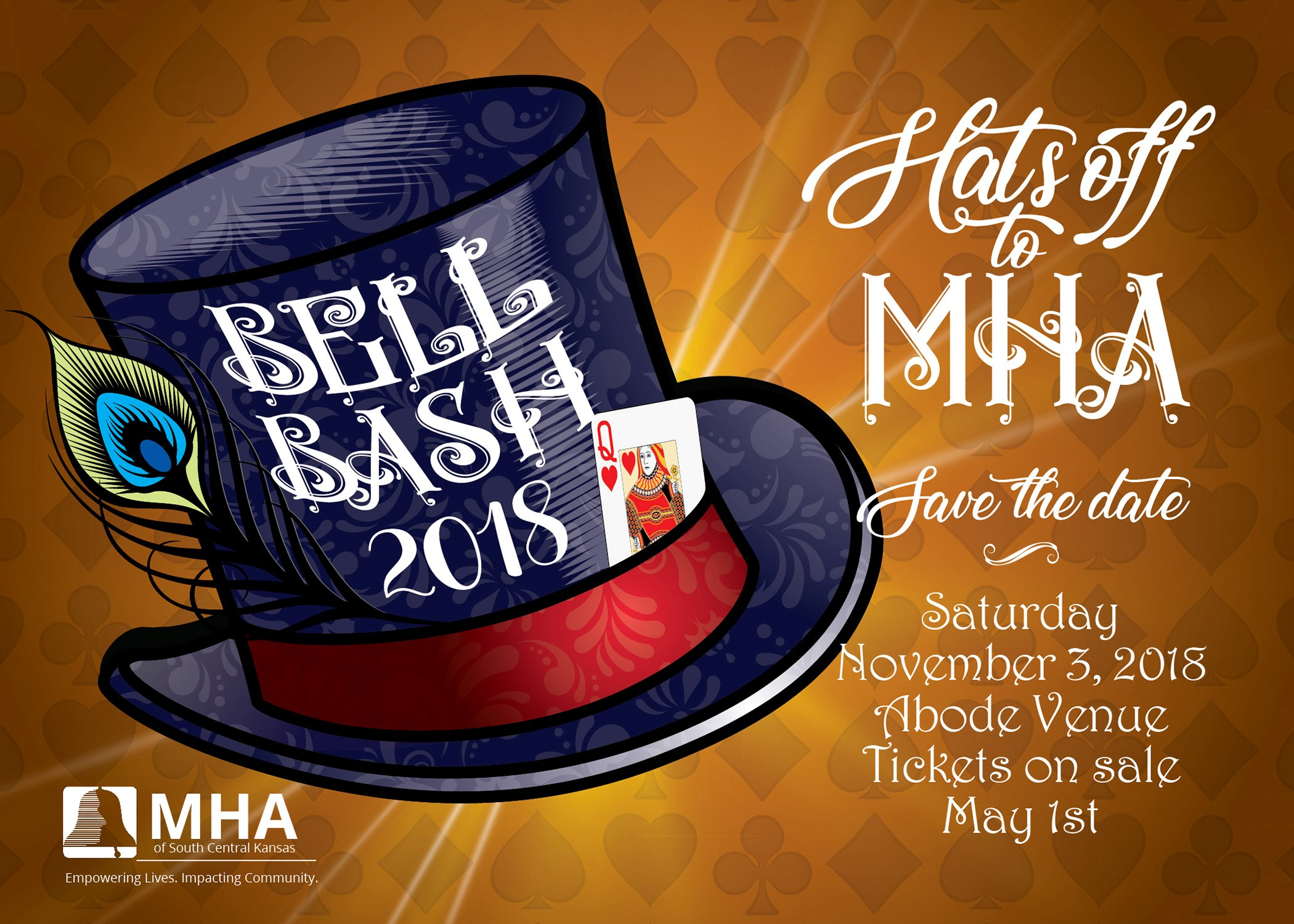 Bell Bash 2018: Hats Off to MHA