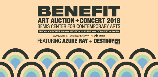 Benefit Art Auction + Concert