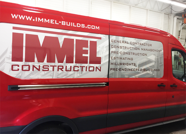 Vehicle Graphics - Immel