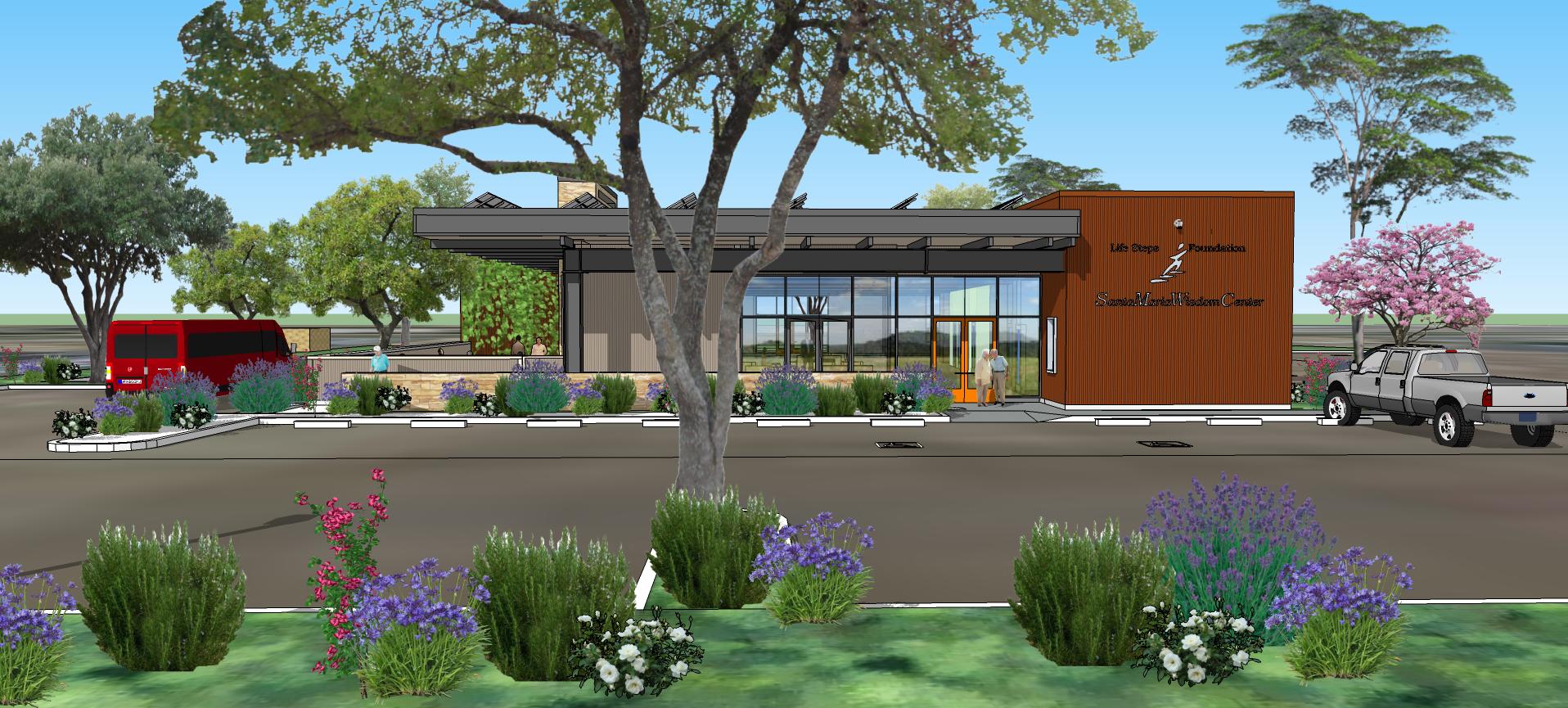 New Santa Maria Wisdom Center