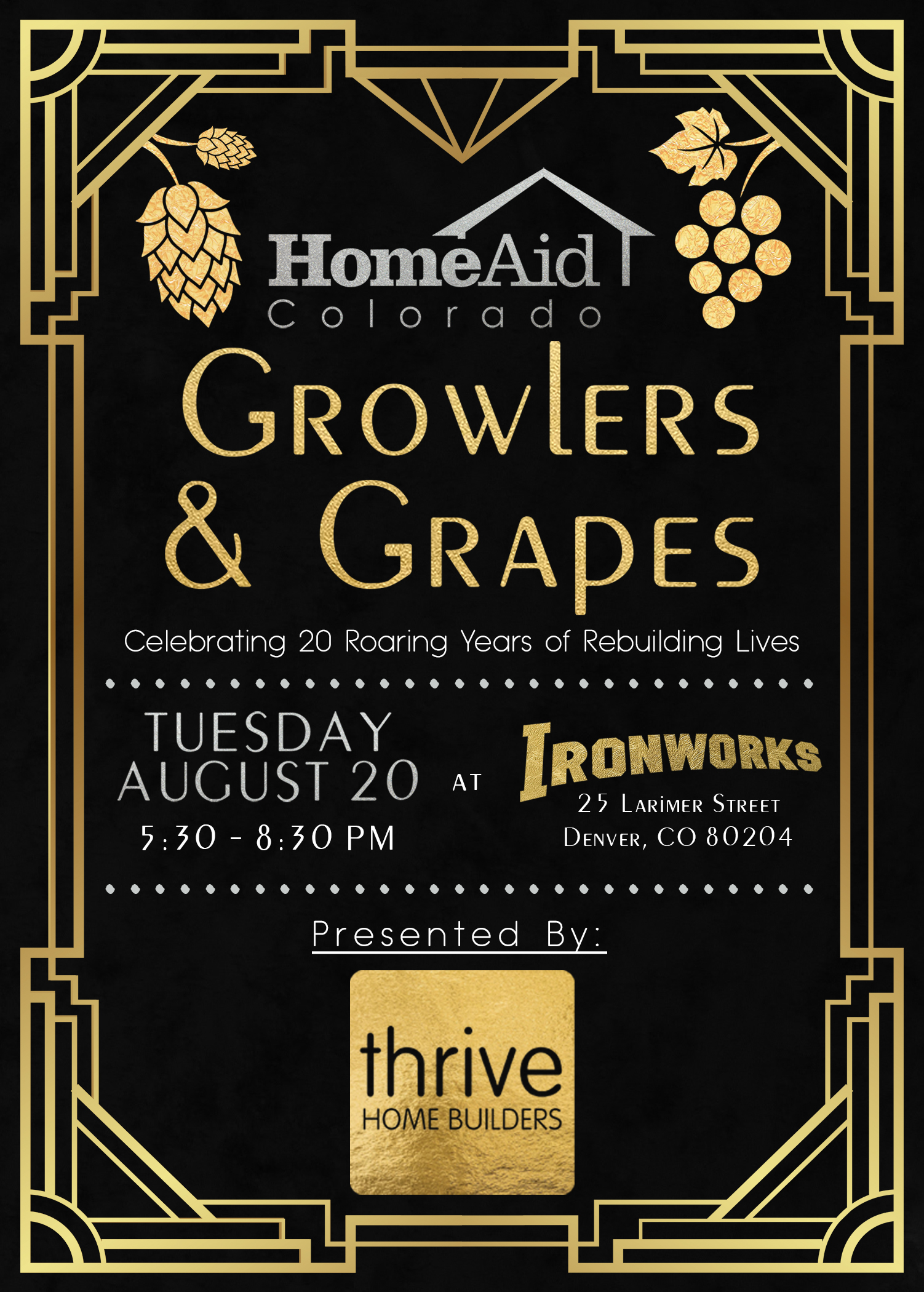 Growlers & Grapes