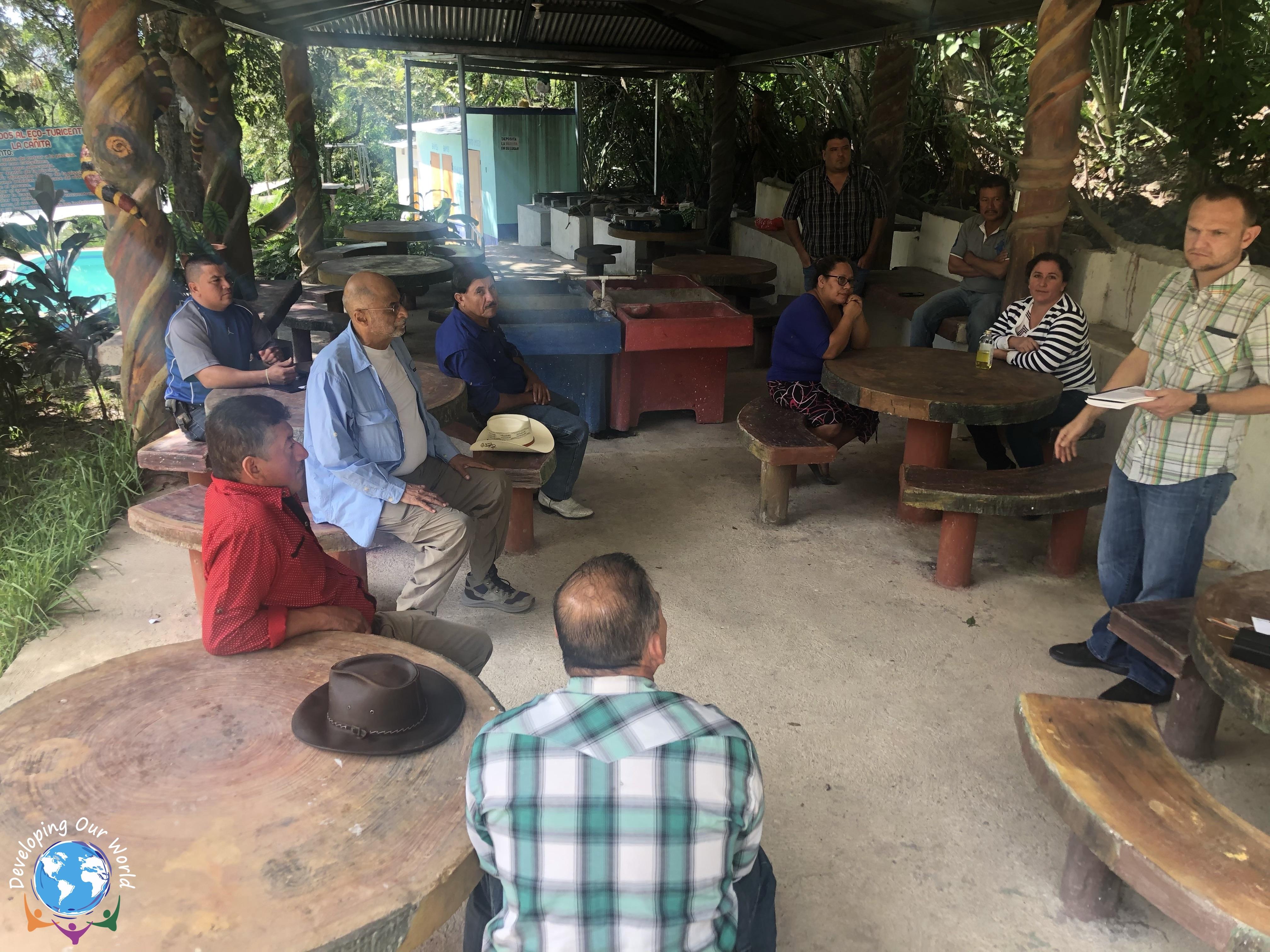 Training Leaders in Guatemala