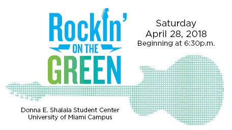 Rockin' on the Green