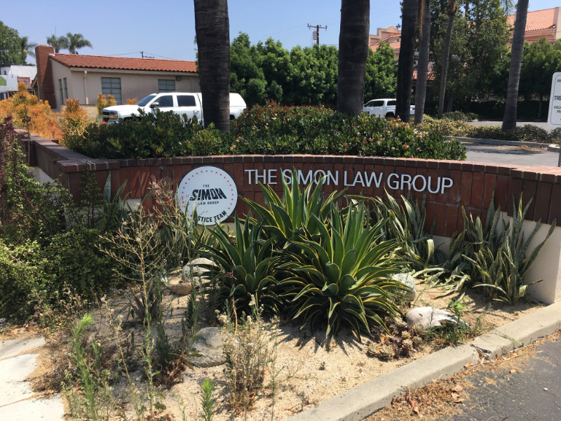 3D Lettering for Monument Signs in Santa Ana CA