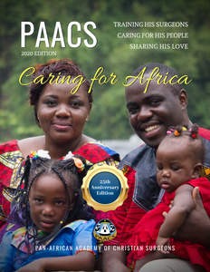 PAACS Magazine: Caring for Africa 2020