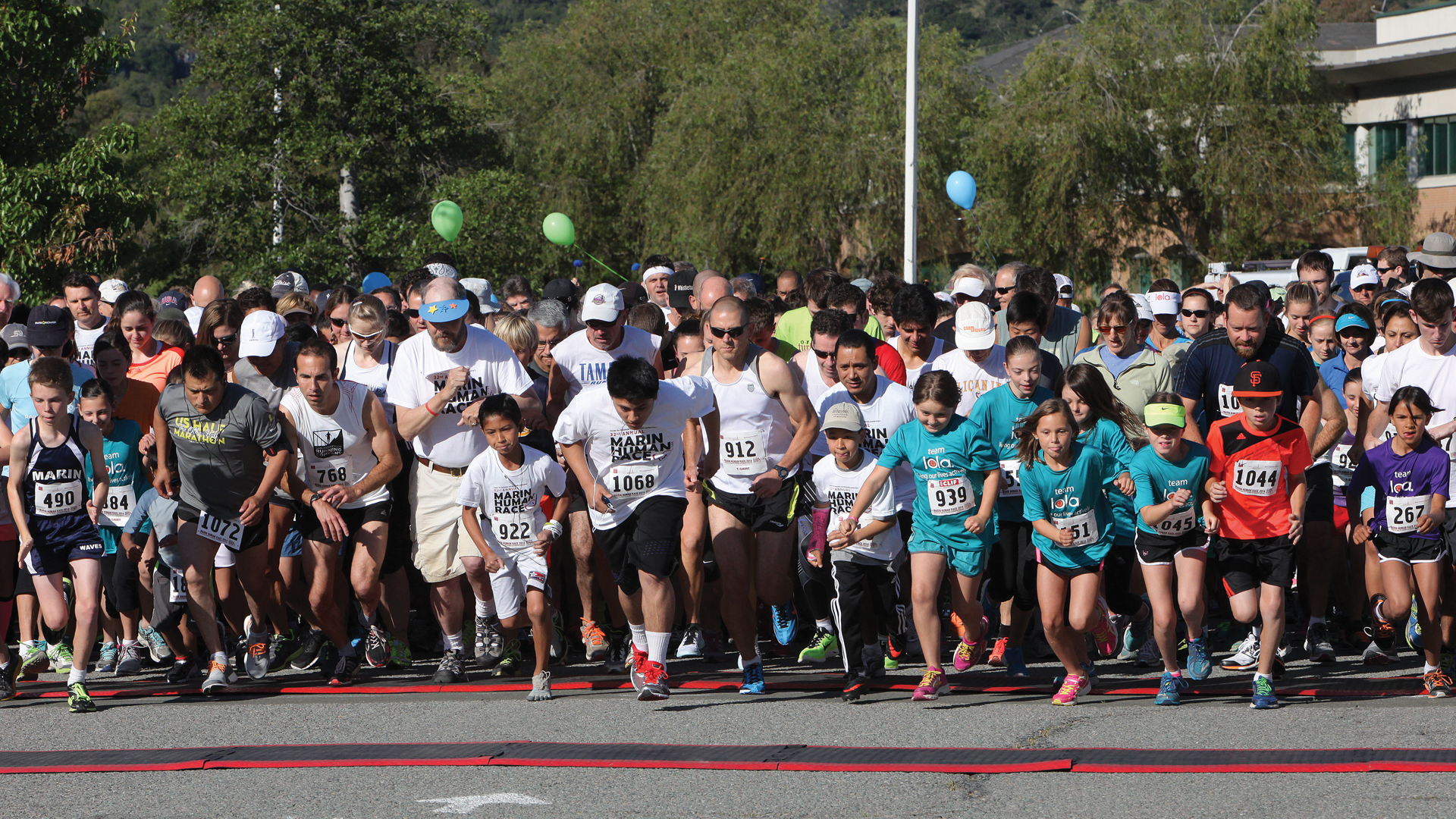 Join the MAC Team in the Bay Area Human Race
