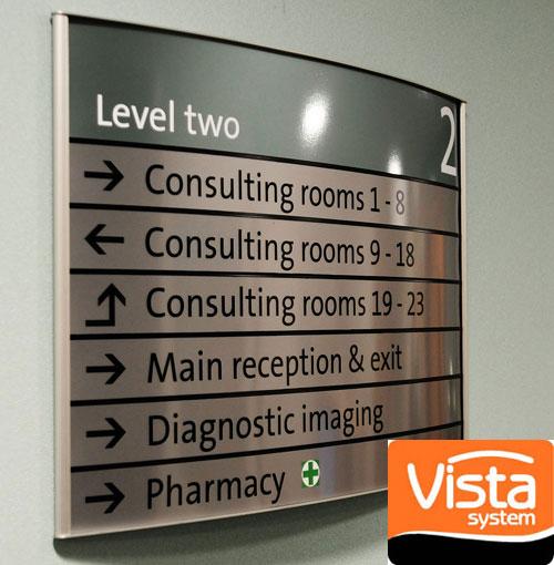 Vista Signs