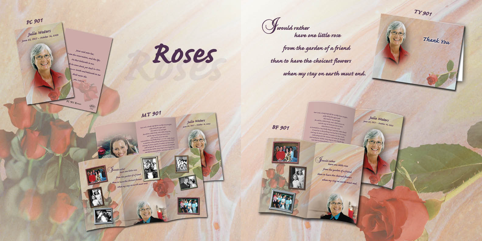 901 Roses