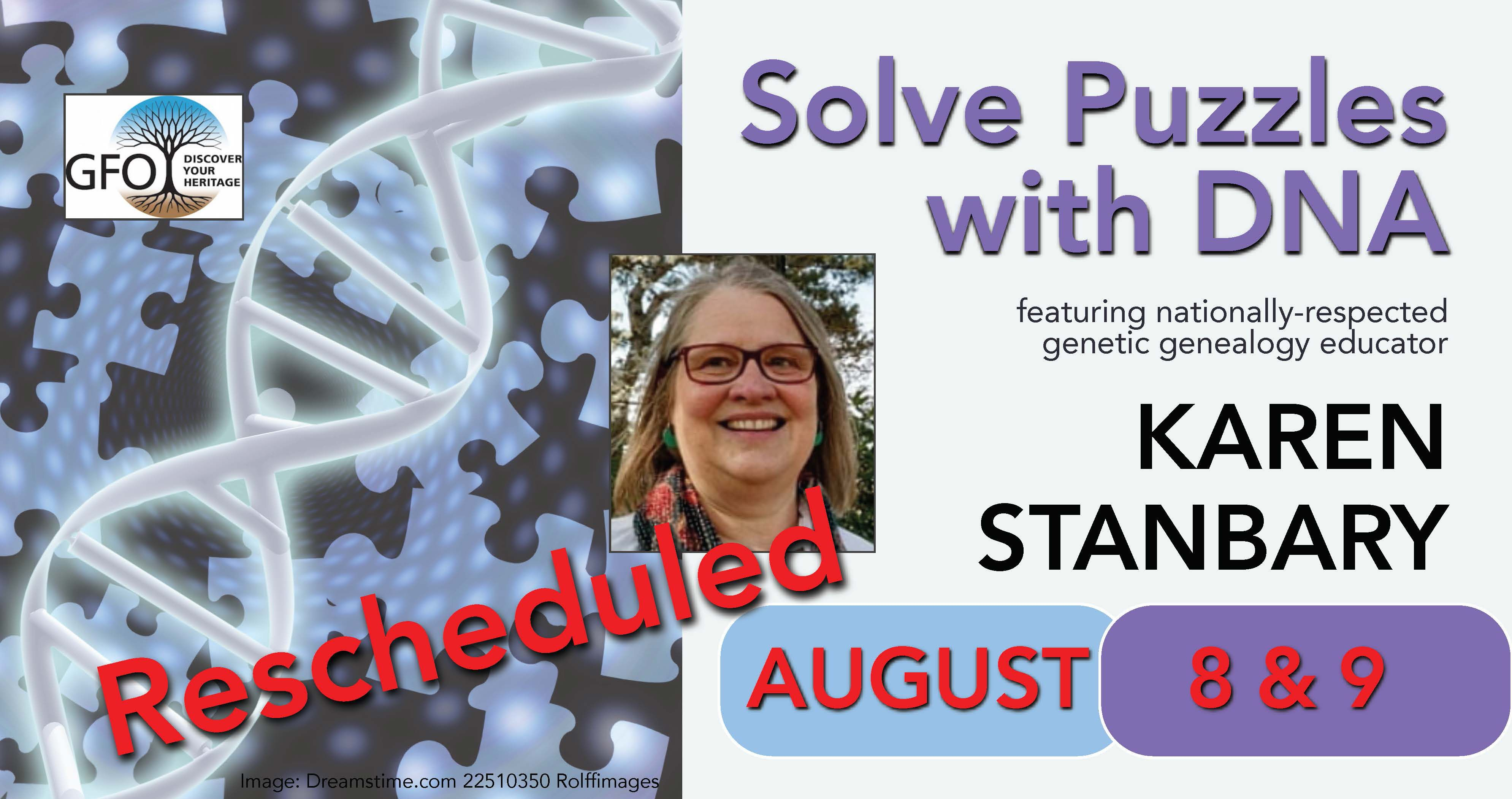 Summer Seminar: Solve Puzzles with DNA