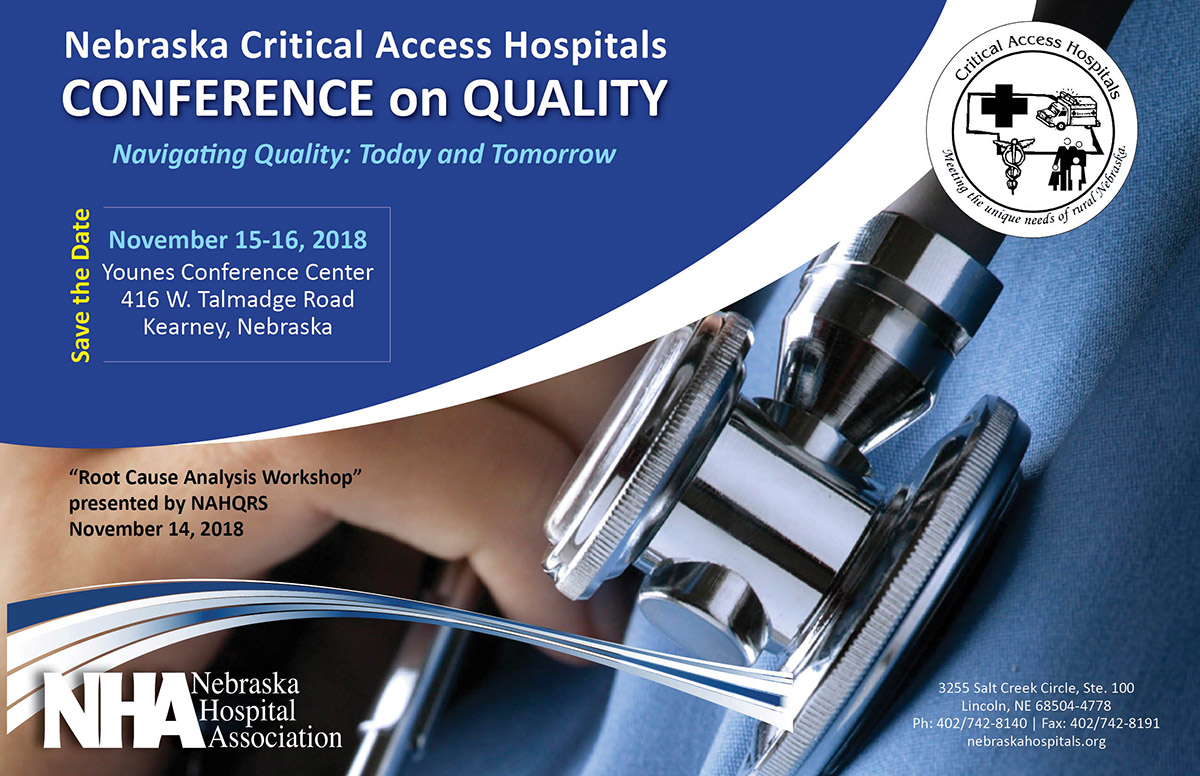 Nebraska Critical Access Hospitals Conference on Quality