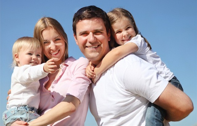 Image result for children with family