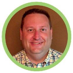 Nathan Busch, Associate Vice President of Childhood Mental Health Systems of Care