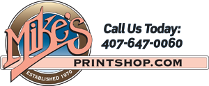 Mike's Print Shop