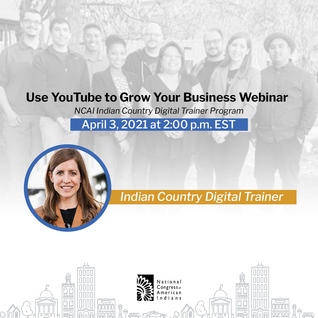 Use YouTube to Grow Your Business Webinar
