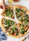 Vegan Pizza!  Nutrition with Deborah and Barbara