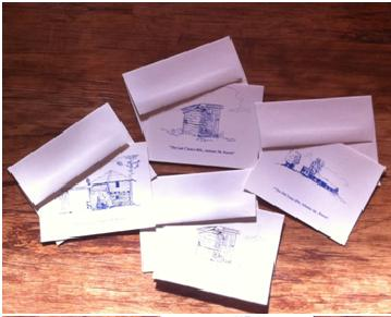 AMR Note Cards