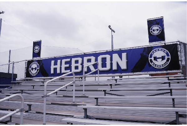 Stadium Seats Banner