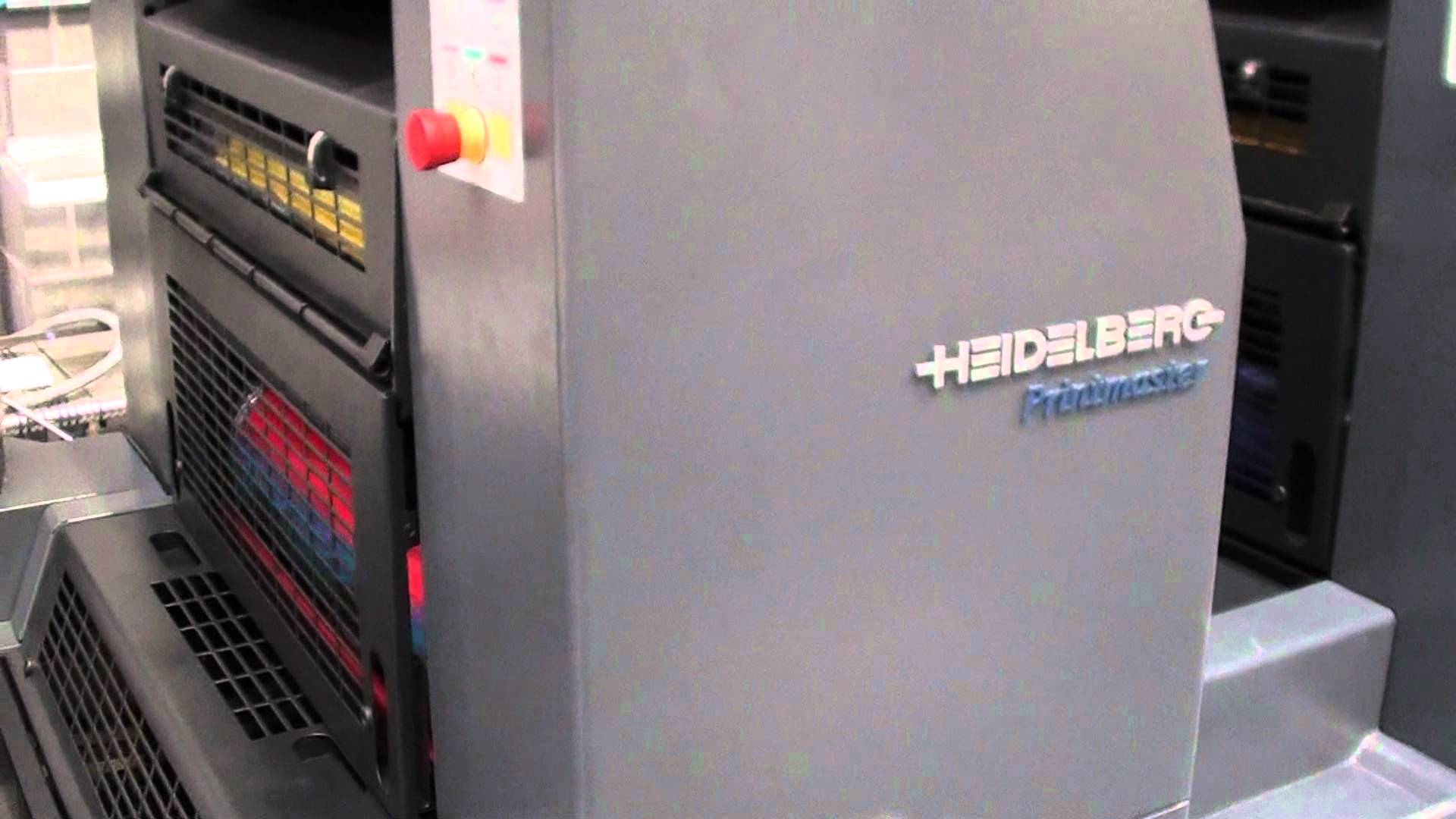 Heidelberg Printmaster 46-1
