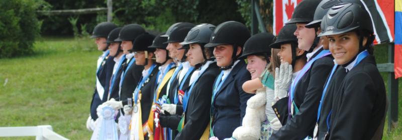 Children of the Americas Dressage Invitational