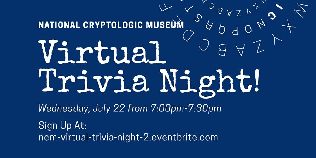 NCM Virtual Trivia Night