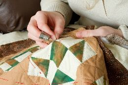 Pins and Needles Quiltting