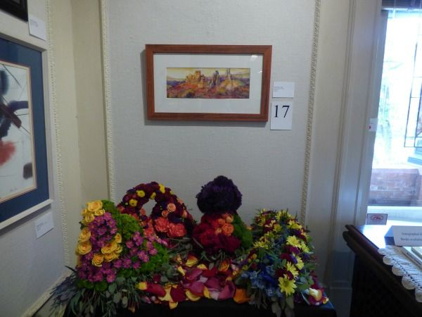 Art In Bloom Entry: Kristi Edwards