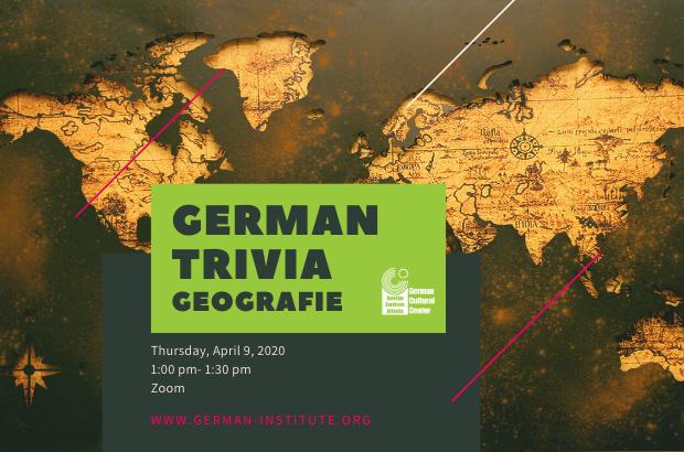 German Trivia - Geografie