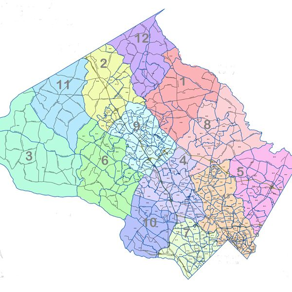 Find your election district