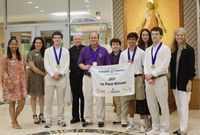 Little Rock Catholic High Wins First Arkansas Personal Finance Challenge