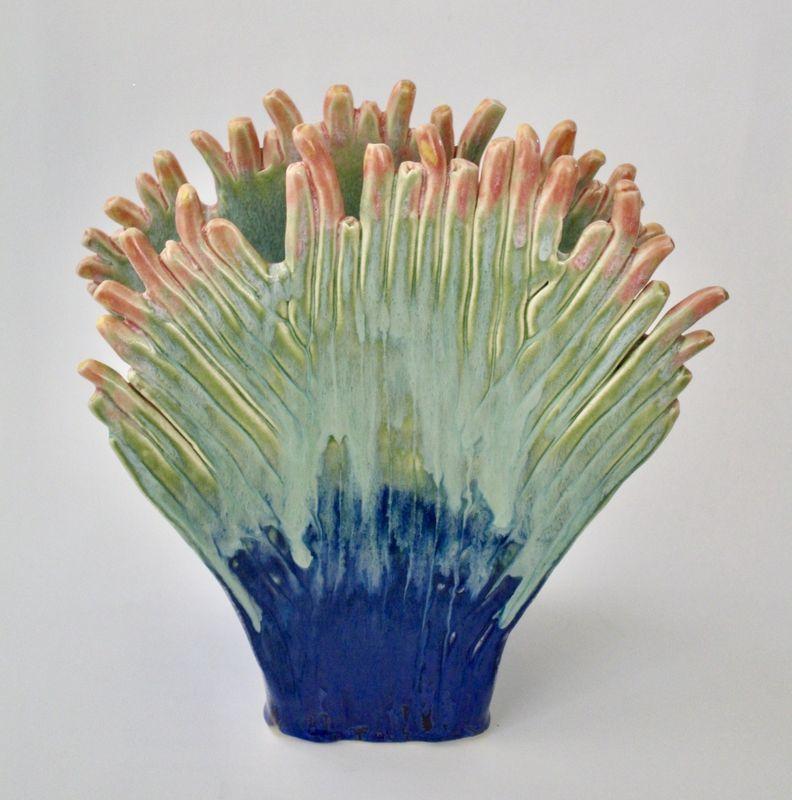 Sea Anemone Vase