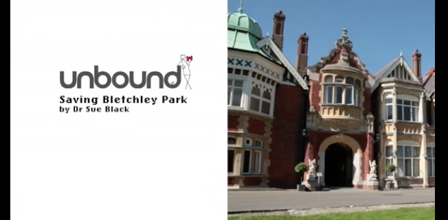 "Sue Black's ""Saving Bletchley Park"""