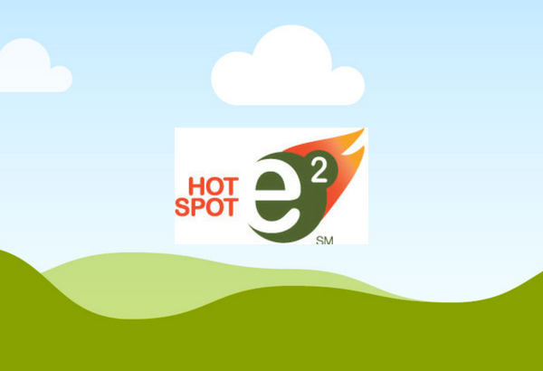 Where are the e2 hot spots in the U.S.?