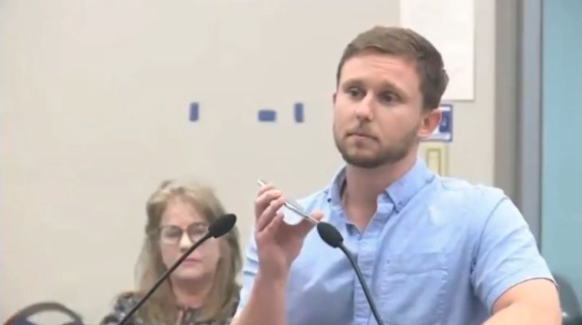 Teacher Sounds Off On 'Ridiculous' Gender Identity Lessons At School Board Meeting