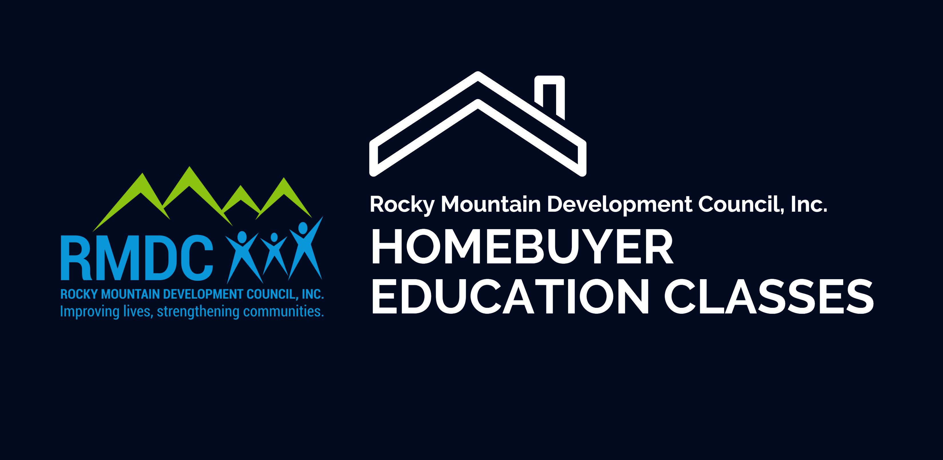 RMDC Homebuyer Education Class - September