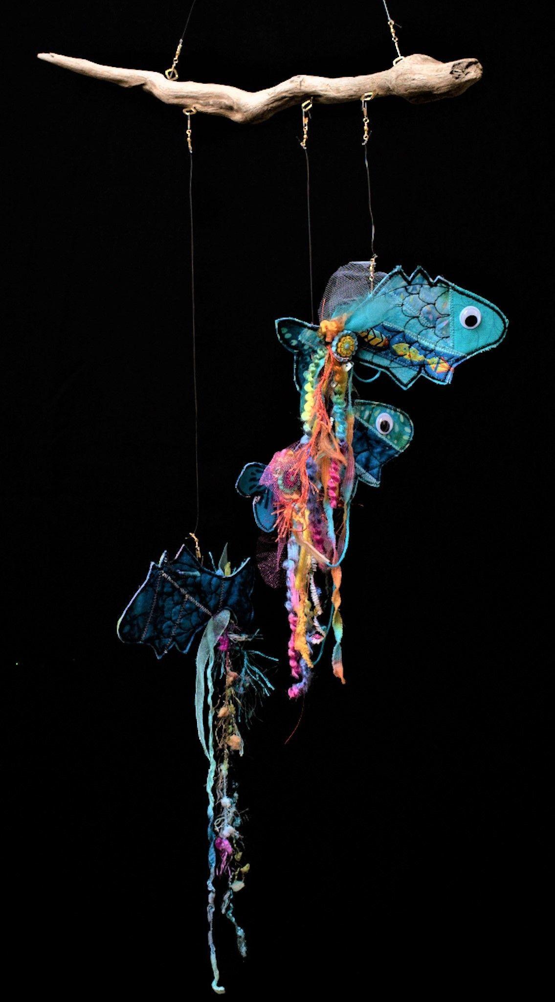"Sherry Henrickson - ""Fish Mobile"""
