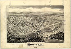 Map - Boswell
