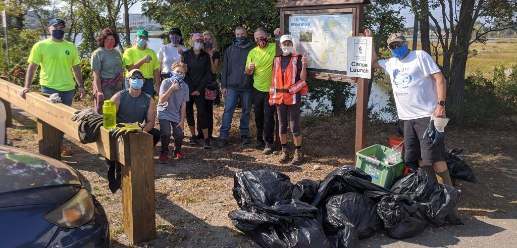 Neponset River Spring Cleanup Seeking Volunteers!
