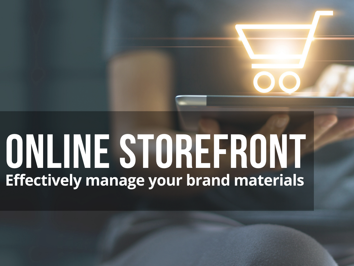 Online Storefront: Effectively Manage Your Brand Items