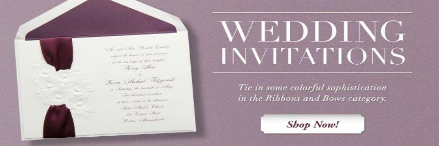 Wedding Bridal Shower Invitations
