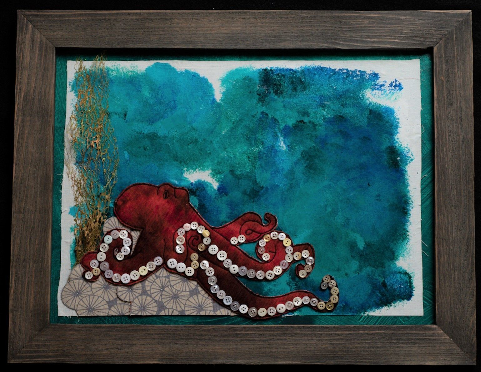 "Sherry Henrickson - ""Octopus"""