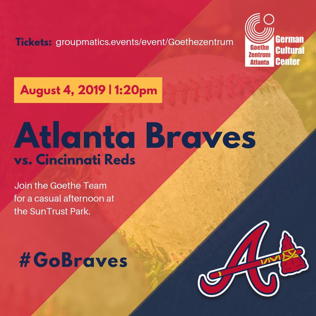 Goethe @ Atlanta Braves Game