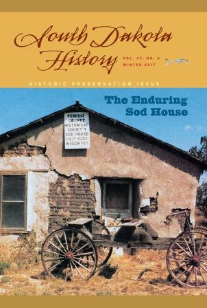 Sod structures highlighted in 'South Dakota History'