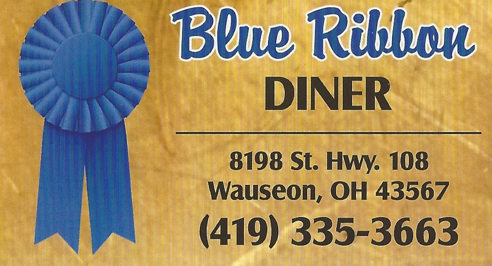Blue Ribbon Diner