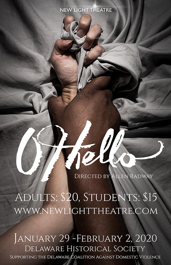 "New Light Theater Production: ""Othello"""