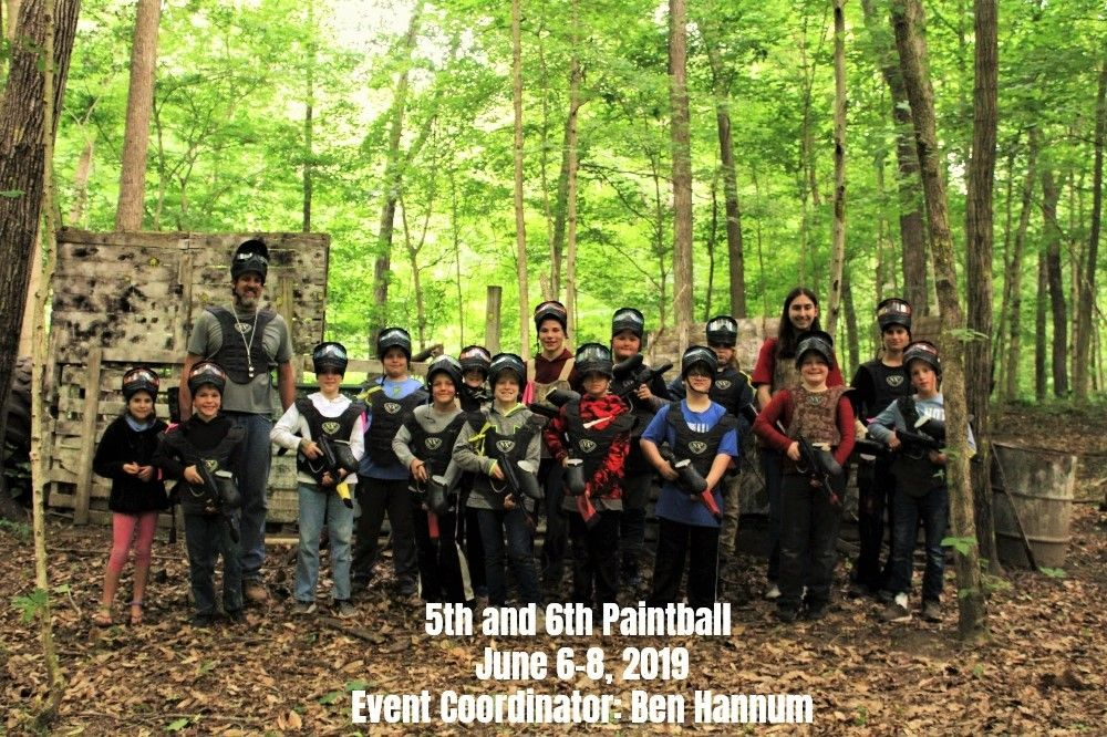 5th & 6th Paintball