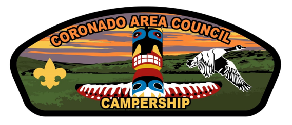 2019 Campership Patch