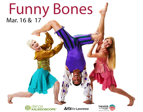 Dance Kaleidoscope presents Funny Bones