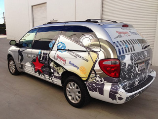 Vehicle wraps FAQs for Orange County